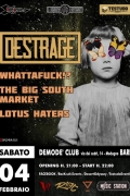 DESTRAGE + guests