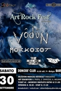 Art Rock Fest II: VODUN + MORKOBOT + guests